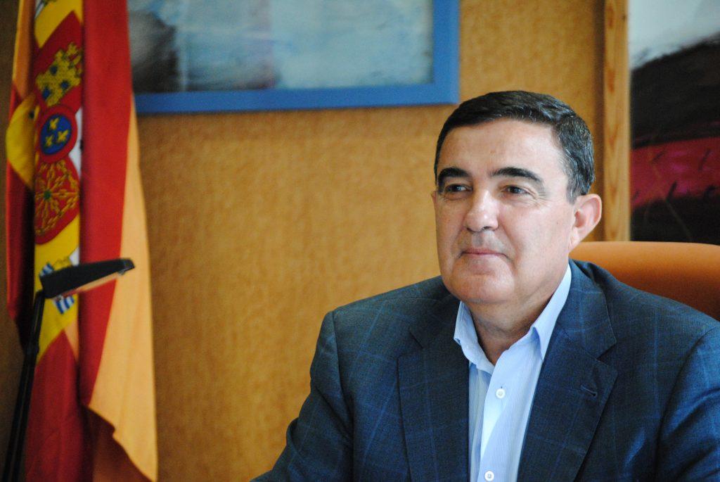 Vicente Zarza, delegado provincial de Educación