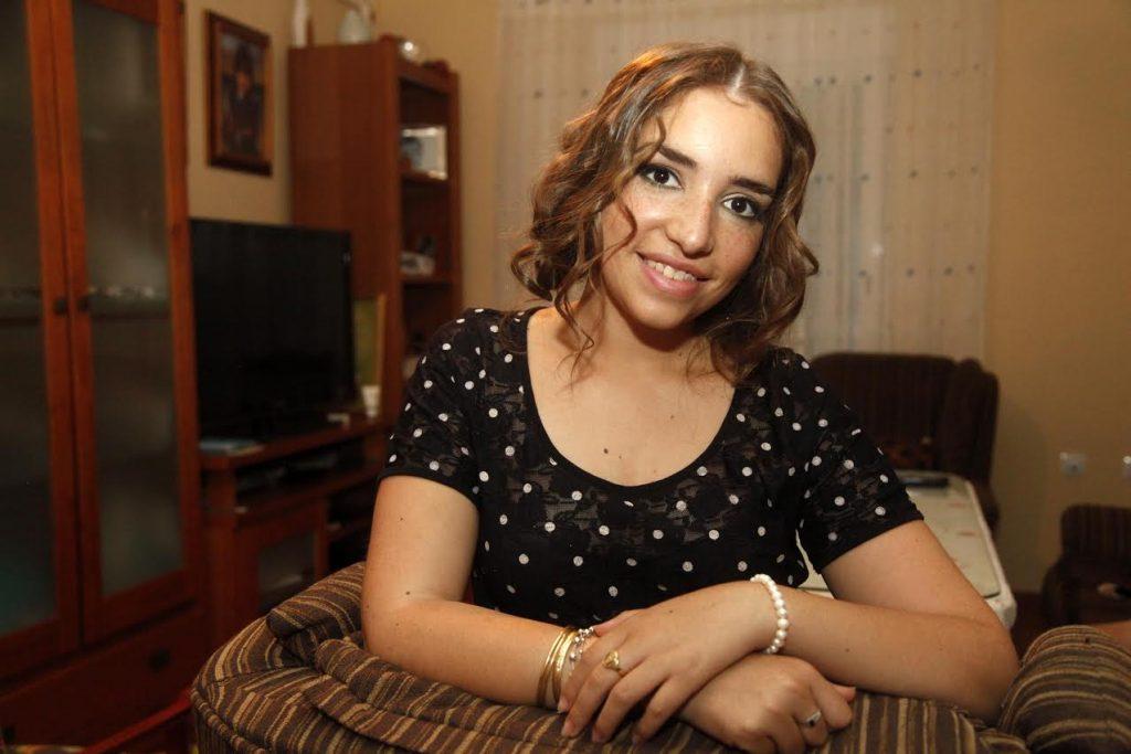 Mari Carmen González Vento, ganadora de la VII edición del programa 'Se llama copla'.
