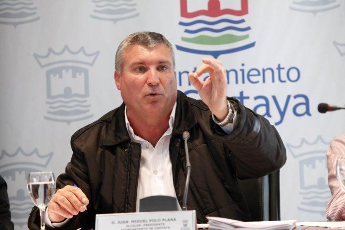 Juan Polo (Icar), alcalde de Cartaya