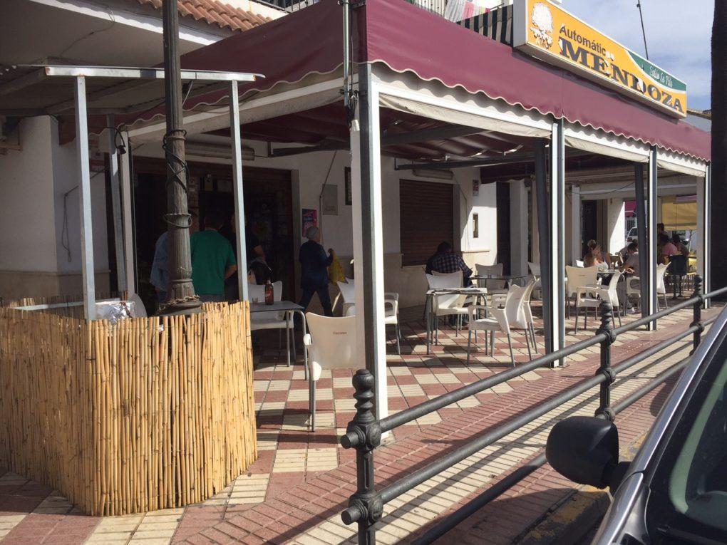 Salón de juegos asaltado en La Pila