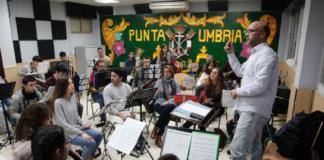 carnaval sinfónico de Punta Umbría