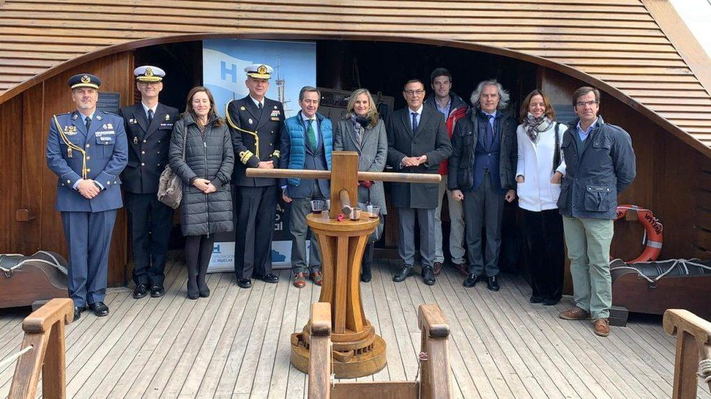 La Nao Santa María da a conocer en Washington a Huelva como destino turístico - HuelvaCosta